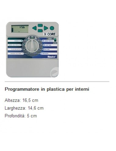Programmatore Hunter XC 201 iE