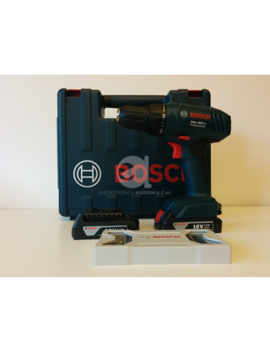 Avvitatore Bosch GSR 18V-Li...