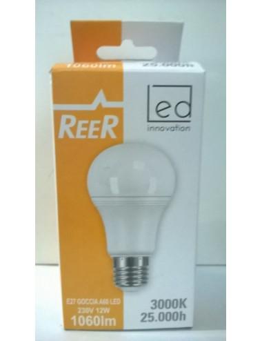 Lampada LED 12W E27 3000K