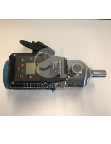 Elettropompa Calpeda con inverter Mèta Kw. 1.34 V.220