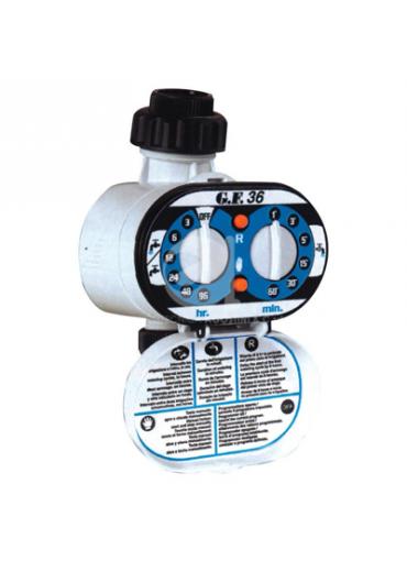Irrigatore gf 36 istruzioni mulino elettrico per cereali for Sistema di irrigazione automatico