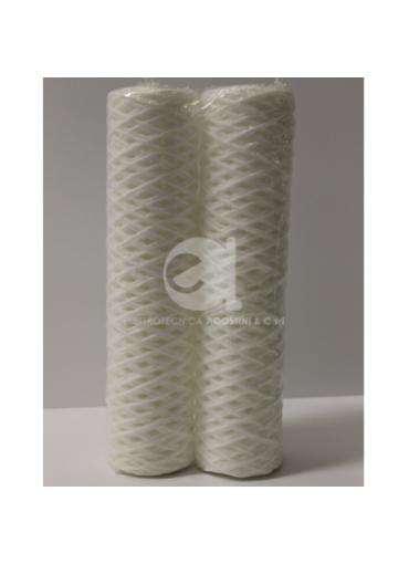 Cartuccia filo avvolto - Elettrotecnica Agostini & C. SRL