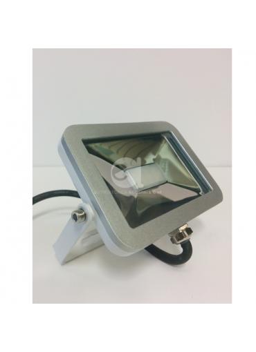 Proiettore LED 20W 3200K Bianco IP65
