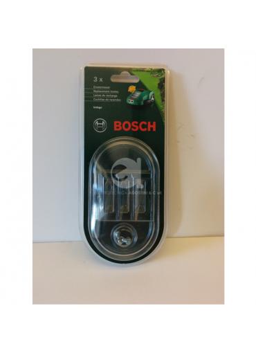 Kit lame ricambio per Indego Bosch - Elettrotecnica Agostini & C. SRL