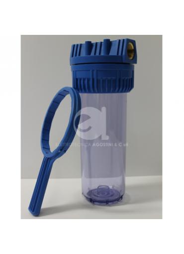 Portafiltro con chiave - Elettrotecnica Agostini & C. SRL