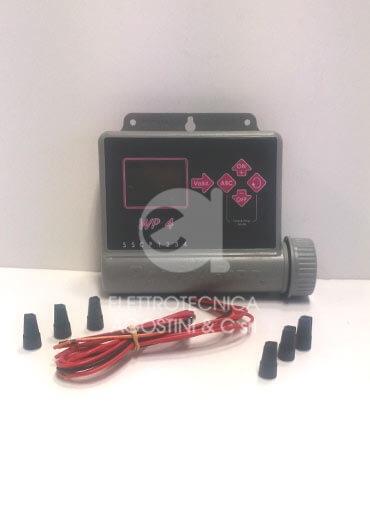 Programmatore Elettronico a Batteria 4 zone Rain Bird WP4