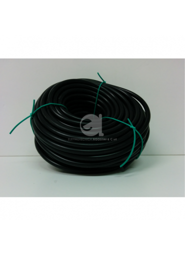 Tubo gommato 5,5x3mm - Elettrotecnica Agostini & C. SRL