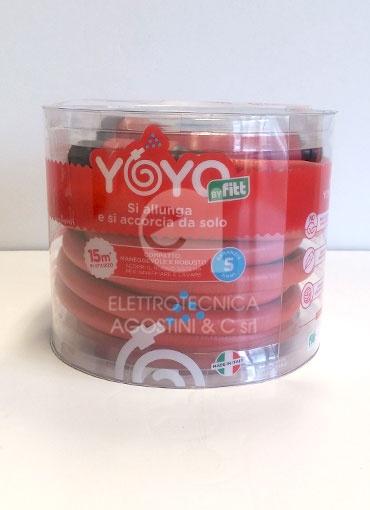 Tubo estensibile Yoyo Mt.8 con accessori