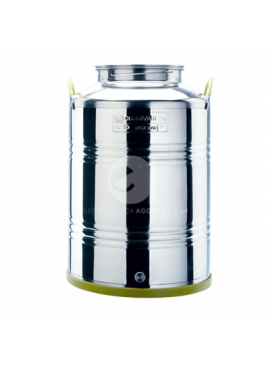 Contenitore Inox Jolly Vino/Olio 75 LT