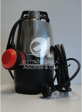 Elettropompa Calpeda MPM 203 HP 0,5 Monofase (230 V.) con galleggiante