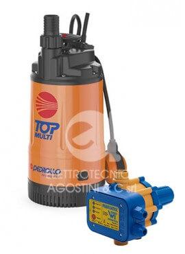 Kit Presscontrol + Elettropompa Pedrollo Top Multi 2