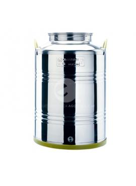 Contenitore Inox Jolly Vino/Olio 50 LT