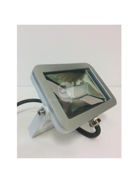 Proiettore LED 10W 3200K Bianco IP65