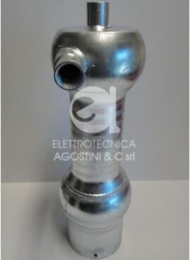 """Filtro Idrociclone 1"""" F Mazzali in acciaio zincato"""