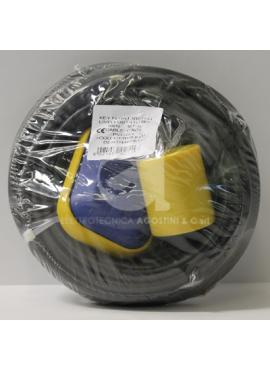 Interruttore a Galleggiante MT.20 PVC + contrappeso