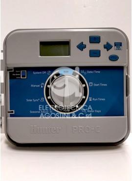 Programmatore di irrigazione Hunter PRO-C Serie PC-401-E espandibile